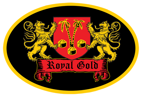 Royal Gold Soil